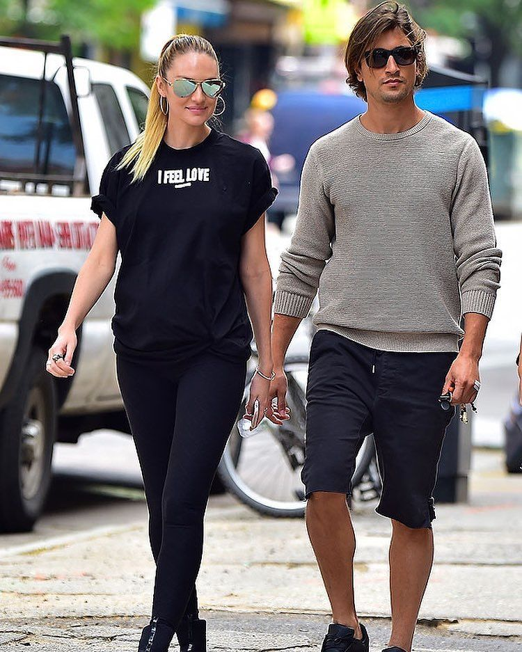 f2d303b308b Candice Swanepoel and Brazilian boyfriend Hermann Nicoli