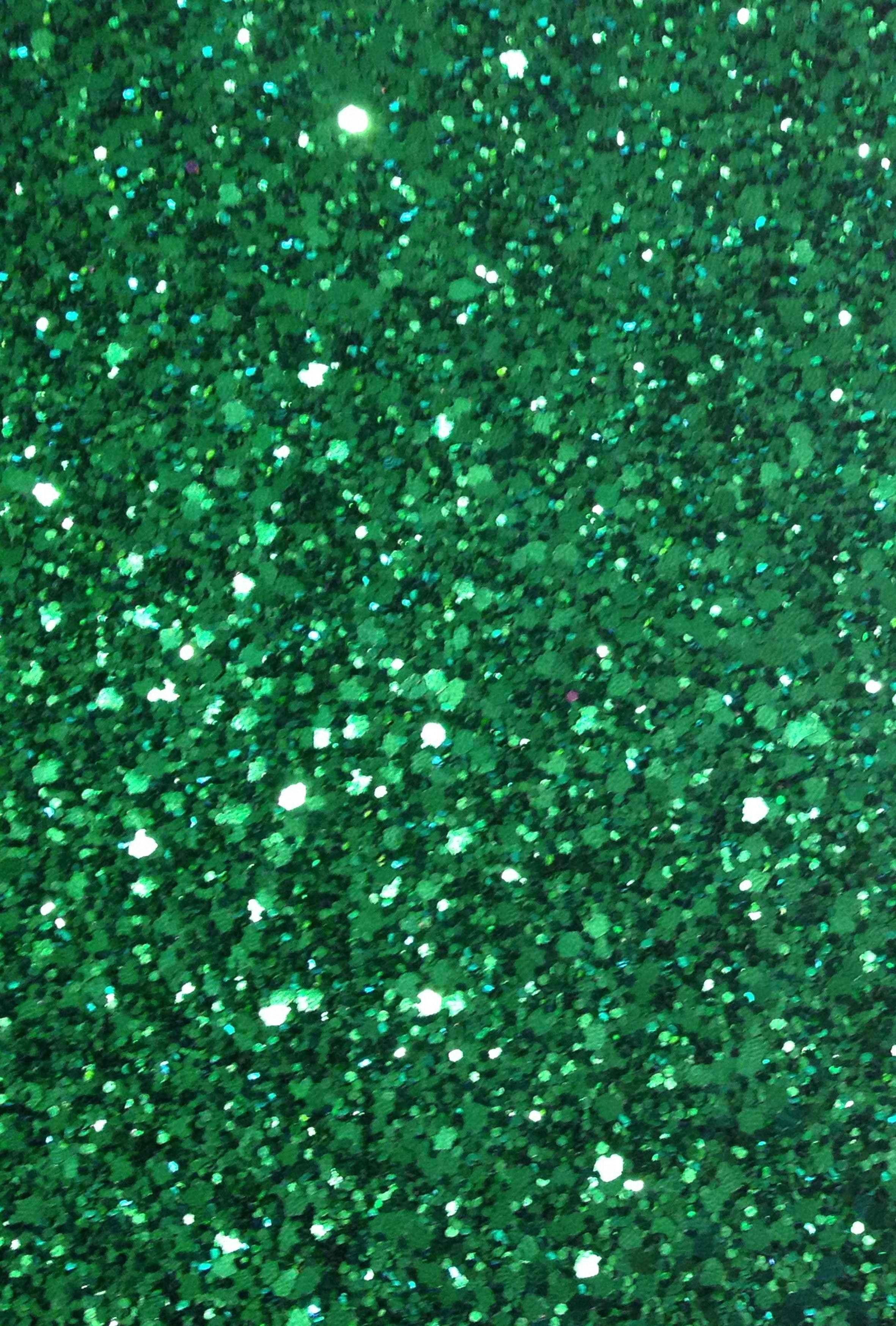 Green Glitter Glitterpattern In 2019 Green Wallpaper
