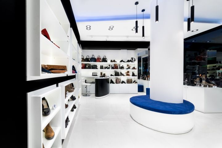 Perfect Georgantas Shoes By SmART Interiors, Athens U2013 Greece » Retail Design Blog