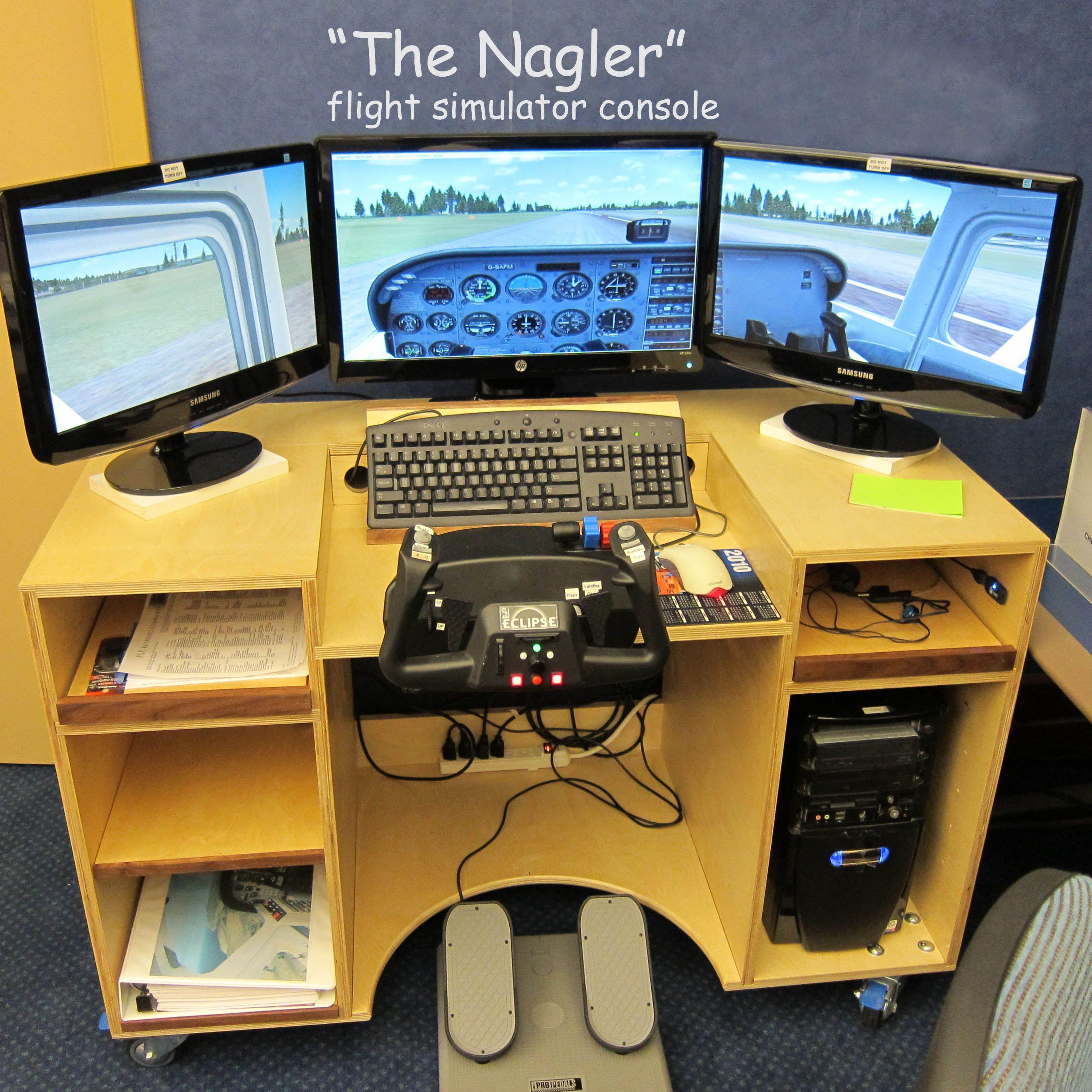 Flight Simulator Hardware Requirements 2018 | Dave Britzius ...