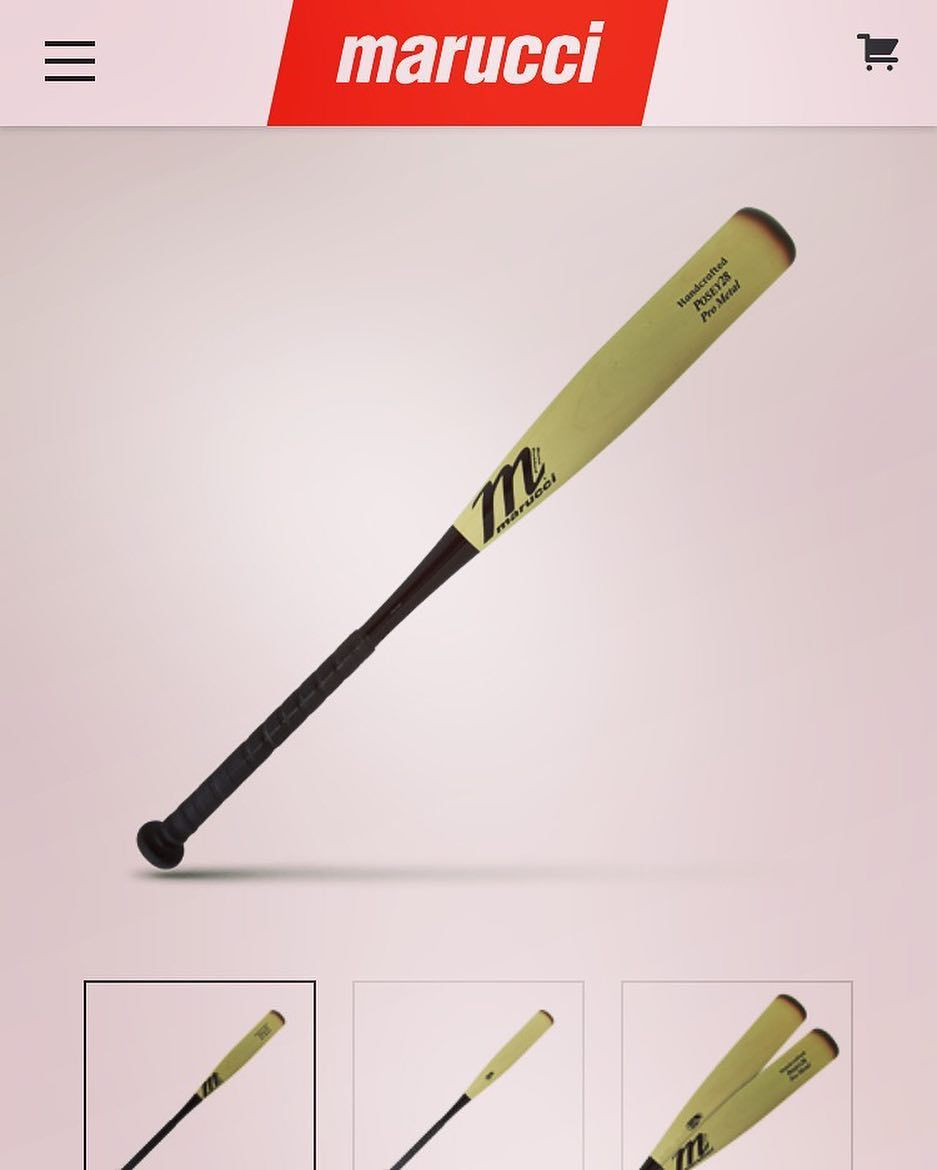 Whaaaat A Marucci Cat 7 Makeup In A Buster Posey Model Cantwait Bpweather Buster Posey Just Bats