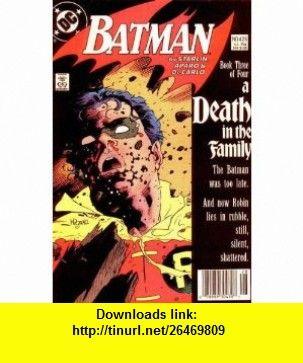 Batman 428 a death in the family batman volume 1 jim starlin batman 428 a death in the family batman volume 1 jim starlin fandeluxe Images