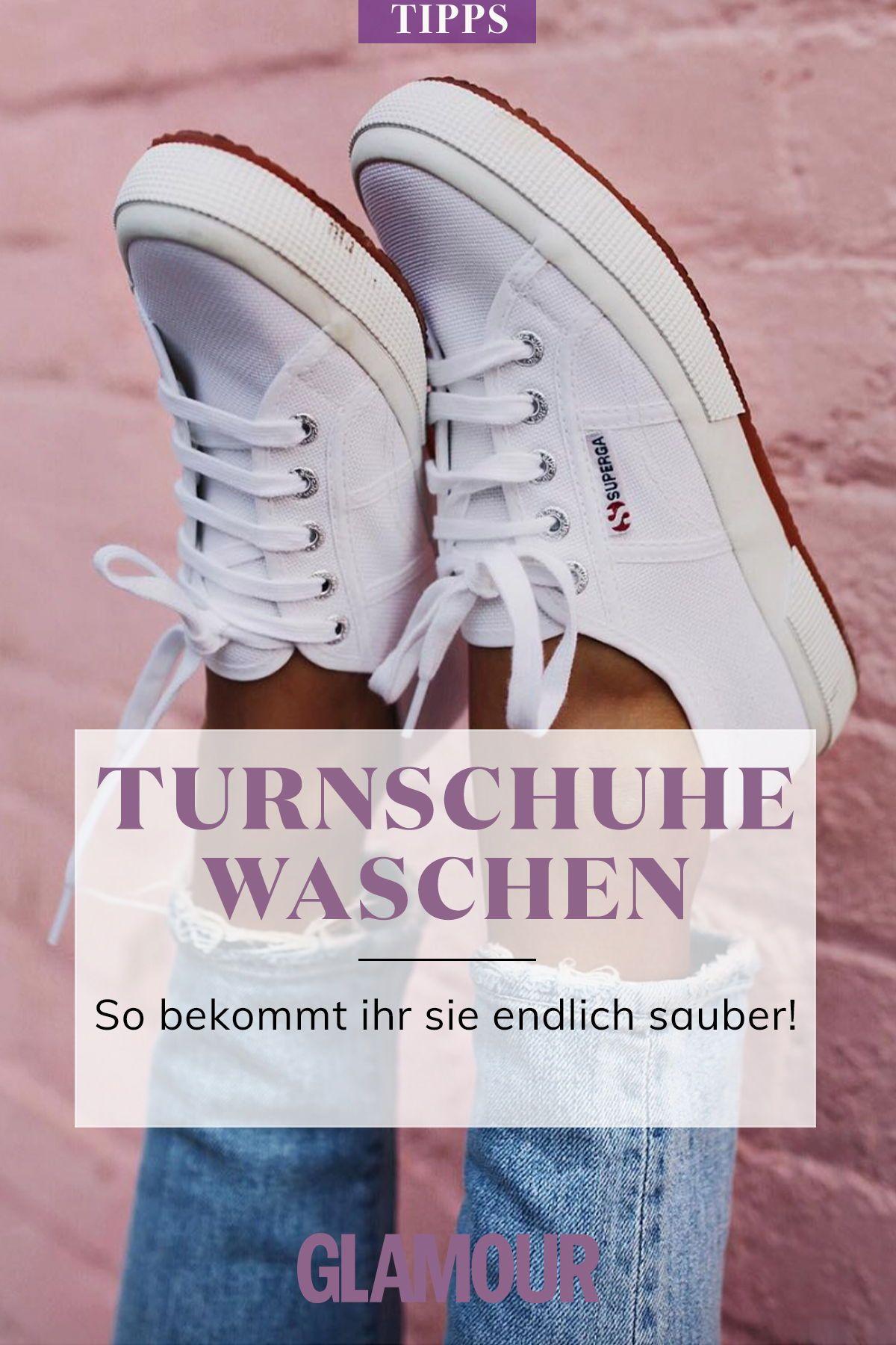 detailed look 416bd 7e834 Turnschuhe waschen: Die besten Tipps und Tricks | Mode ...