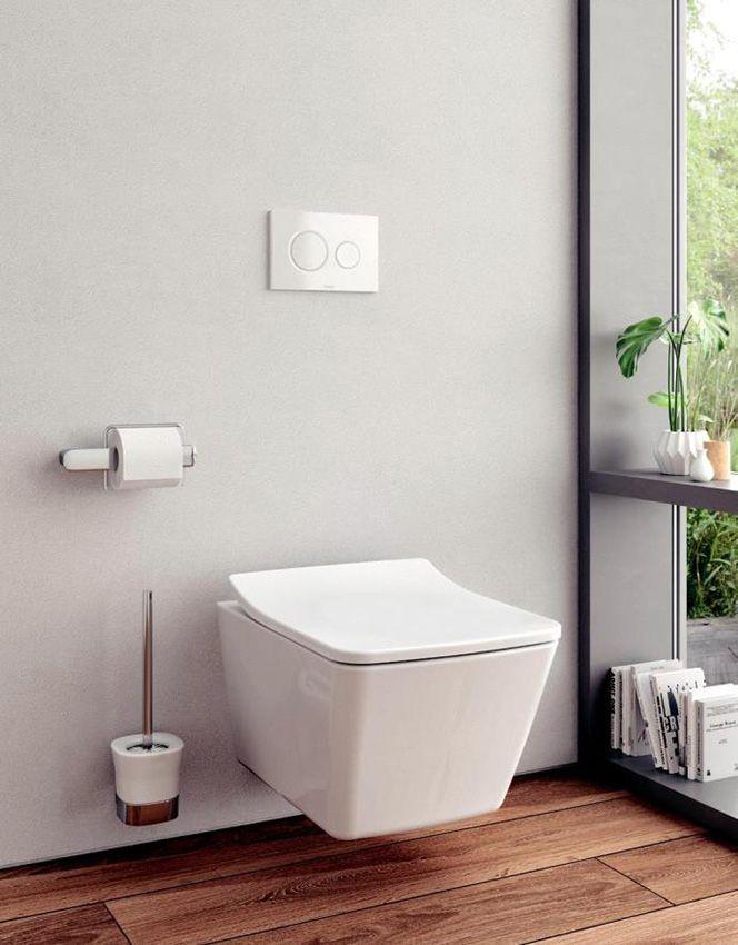 Toto lance le nouveau WC Square Perfection | WC | Pinterest ...