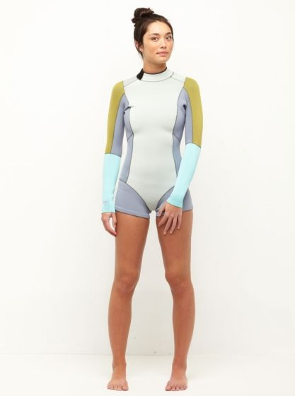 Roxy Womens Cynthia Rowley 2mm Wetsuit Totally should be the swim team  suits next year Connie cfaf57107d8