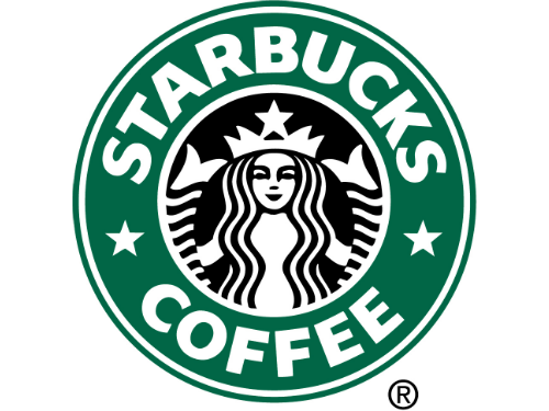 what font does the global coffee company starbucks use in it s rh pinterest com  starbucks logo font style