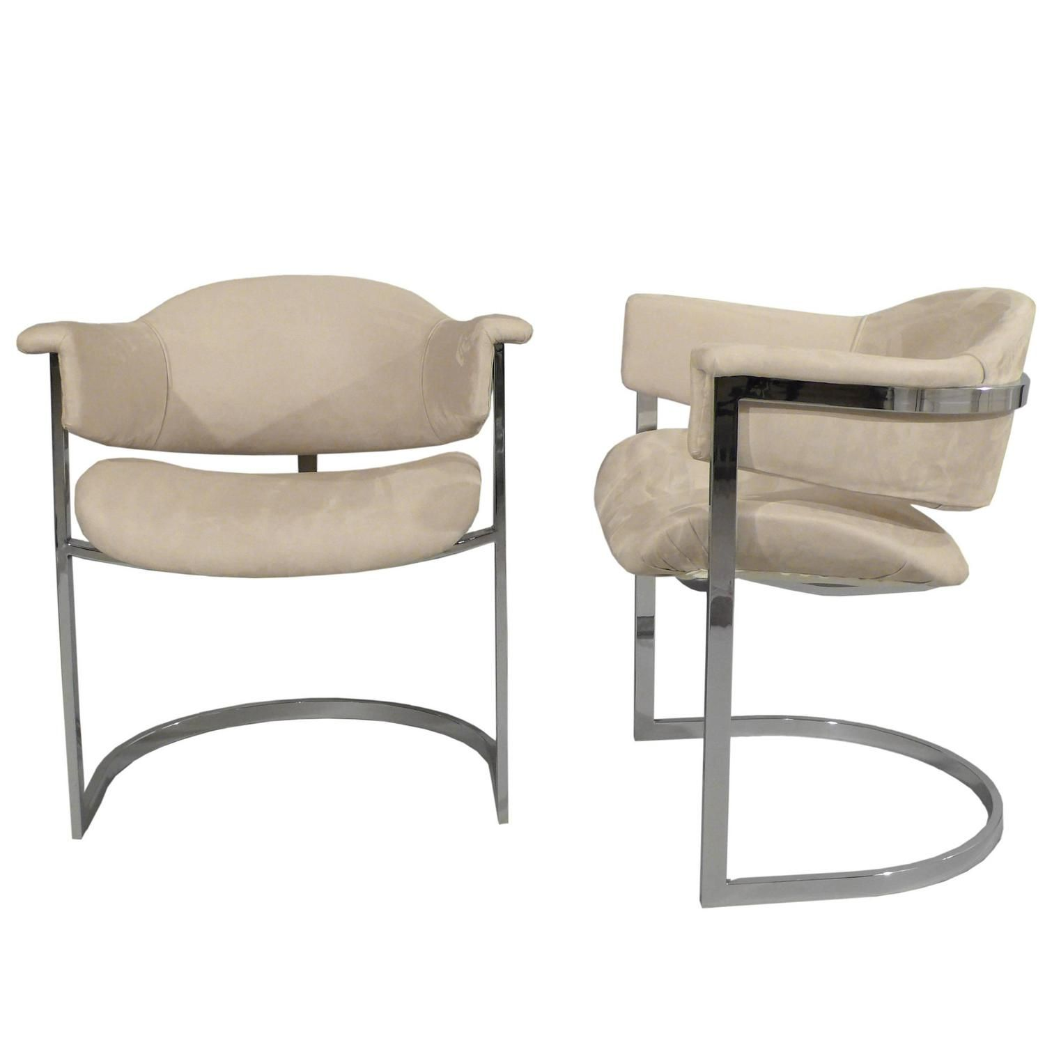 Pair Of Armchairs By Mario Sabot 1stdibs Com Armchair Vintage Armchair Furniture