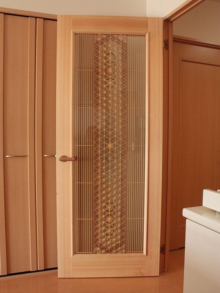 No17 Y邸 建具 木製ドア