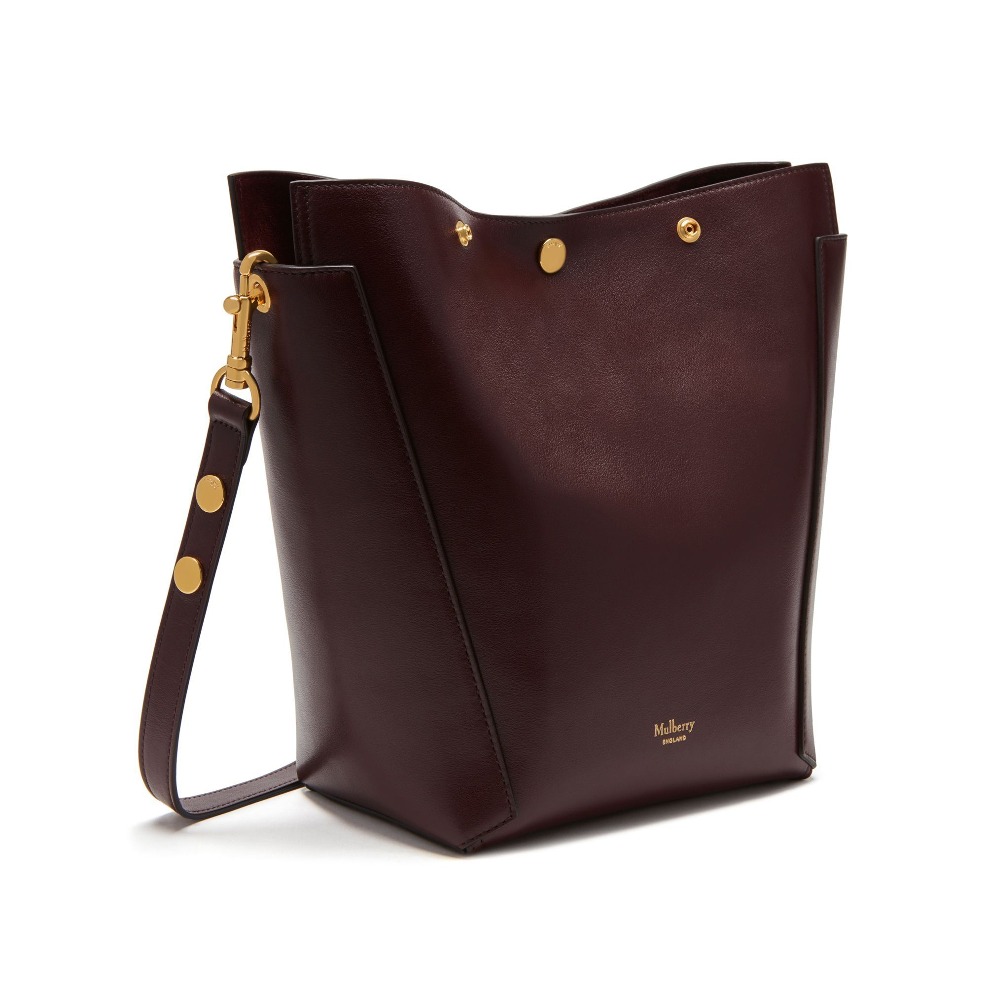 9695daf6fb Shop the Small Camden in Oxblood Smooth Calf Leather at Mulberry.com.  Introducing the Small Camden. First introduced last season