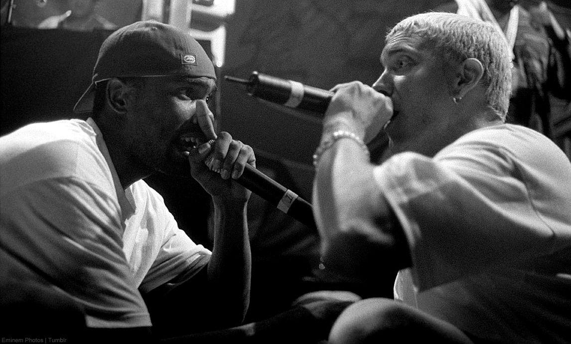 Eminem big proof