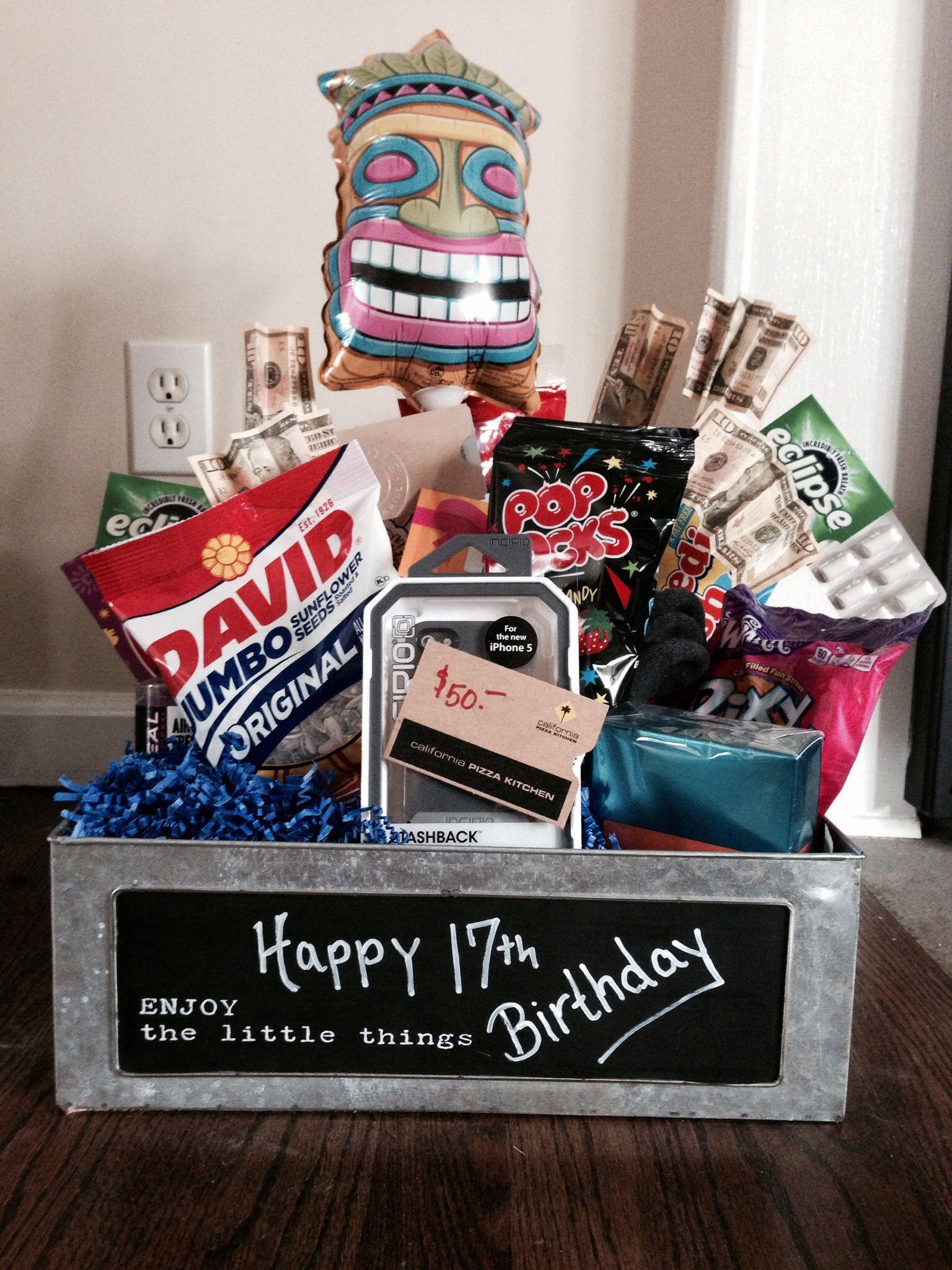 17th birthday gift lots