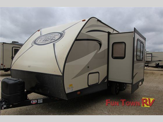 New 2016 Forest River Rv Vibe Extreme Lite 21fbs Travel Trailer At