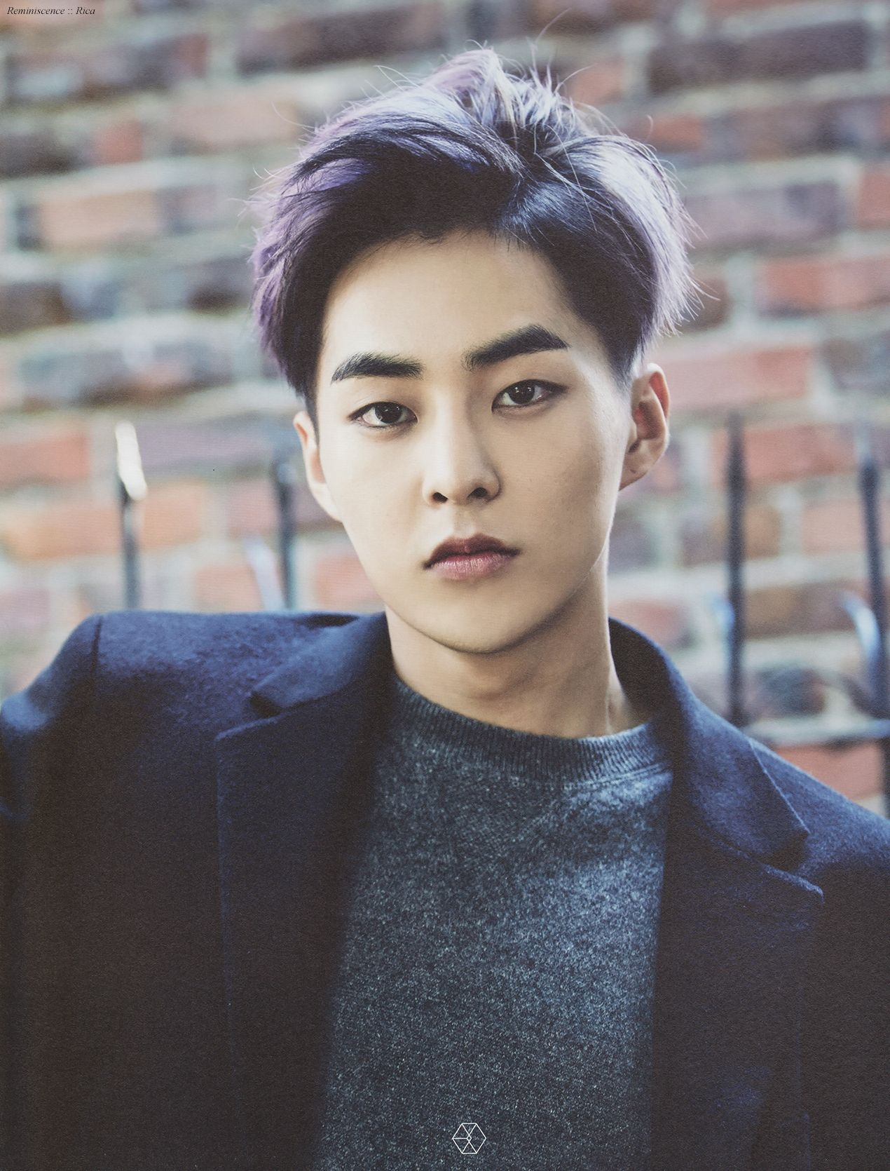 Google theme xiumin