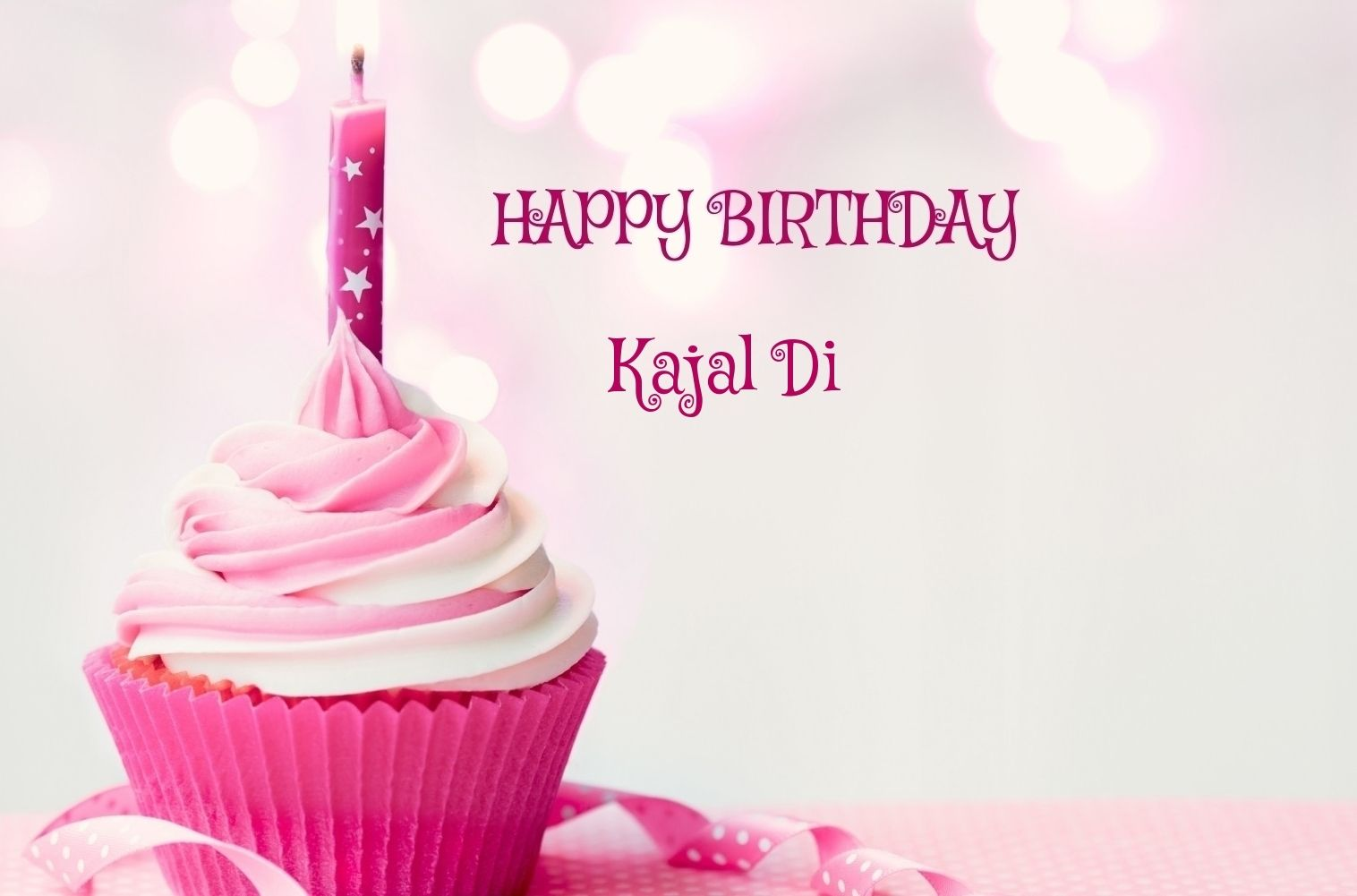 Happy Birthday Kajal - Cake Images, Wishes Quotes & SMS | Happy ...