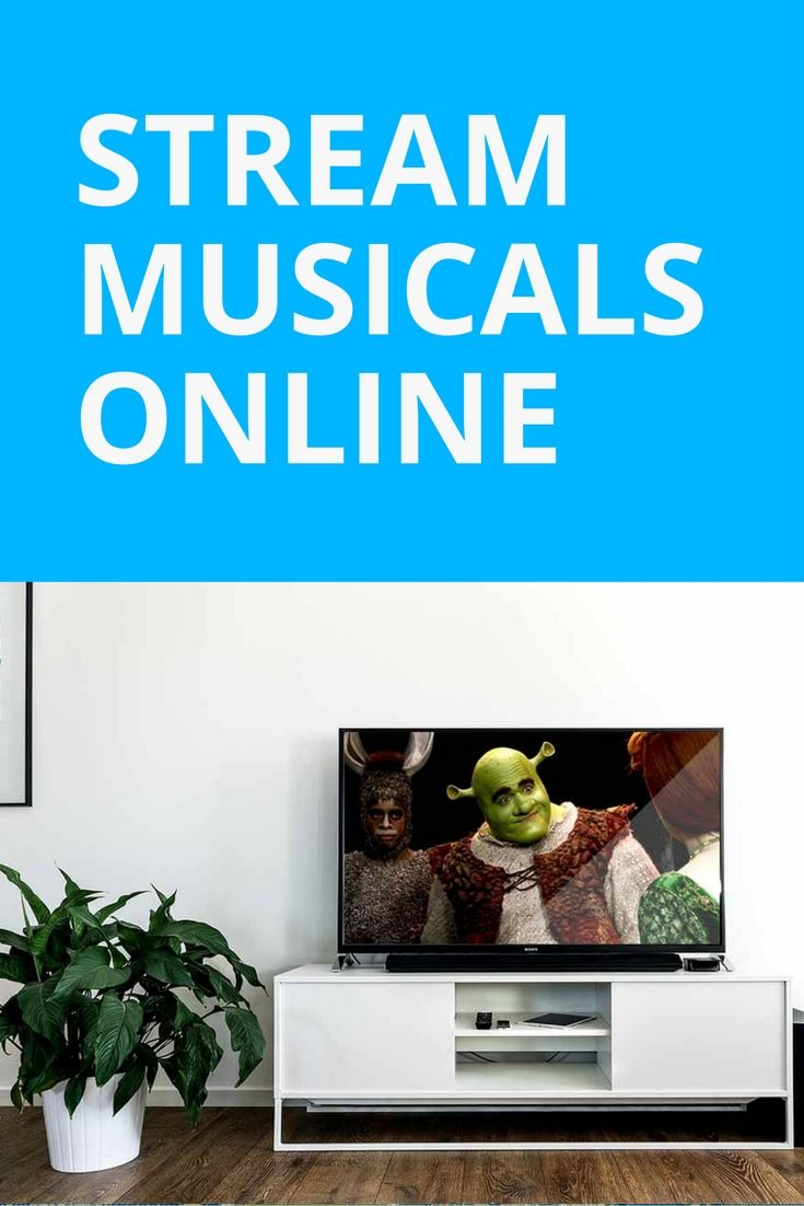 WHERE TO WATCH MUSICALS ONLINE: THE MUSICAL LOVER'S GUIDE TO
