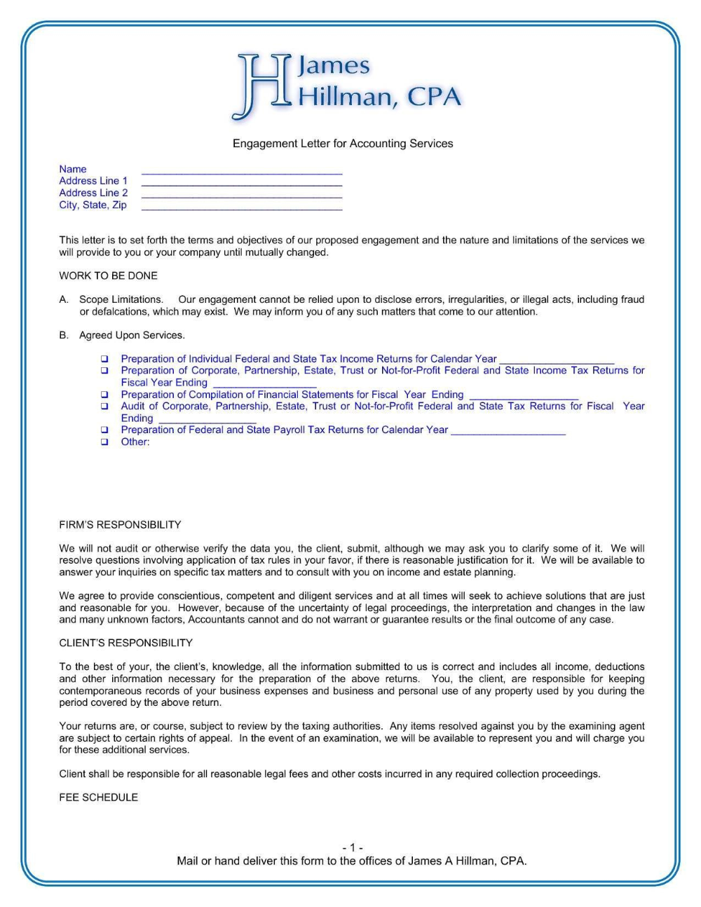 Sample Engagement Letter For Accounting Services from i.pinimg.com