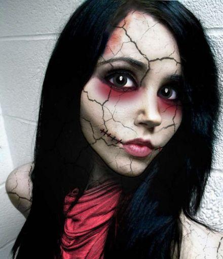 Halloween Makeup Ideas For Teenage Girls | Www.pixshark.com - Images Galleries With A Bite!