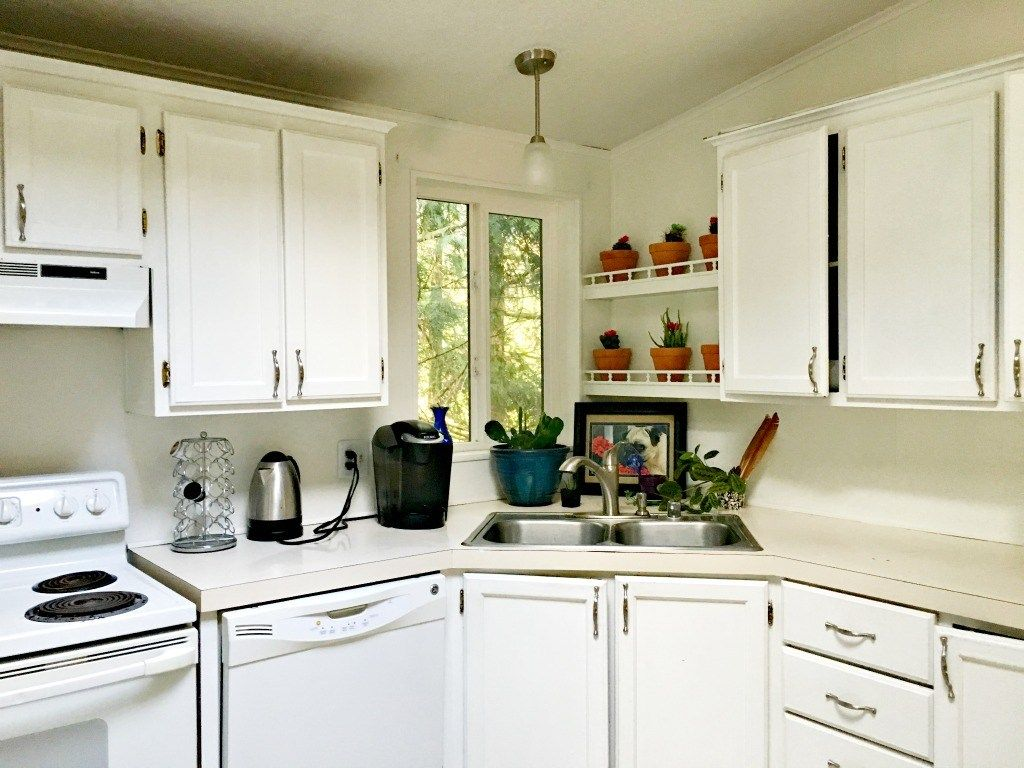 The Best Way to Clean your Kitchen Cabinets with Homemade Degreaser ...