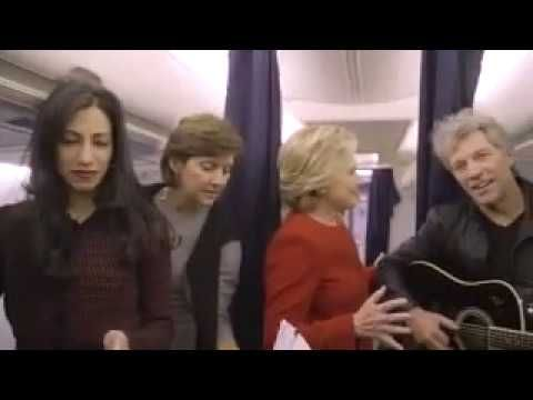 Hillary Clinton Mannequin Challenge | Mannequin Challenge Election Day 2016 - Jon Bon Jovi Mannequin Jon Bon Jovi Joins Hillary Clinton for a 'Mannequin Chal...