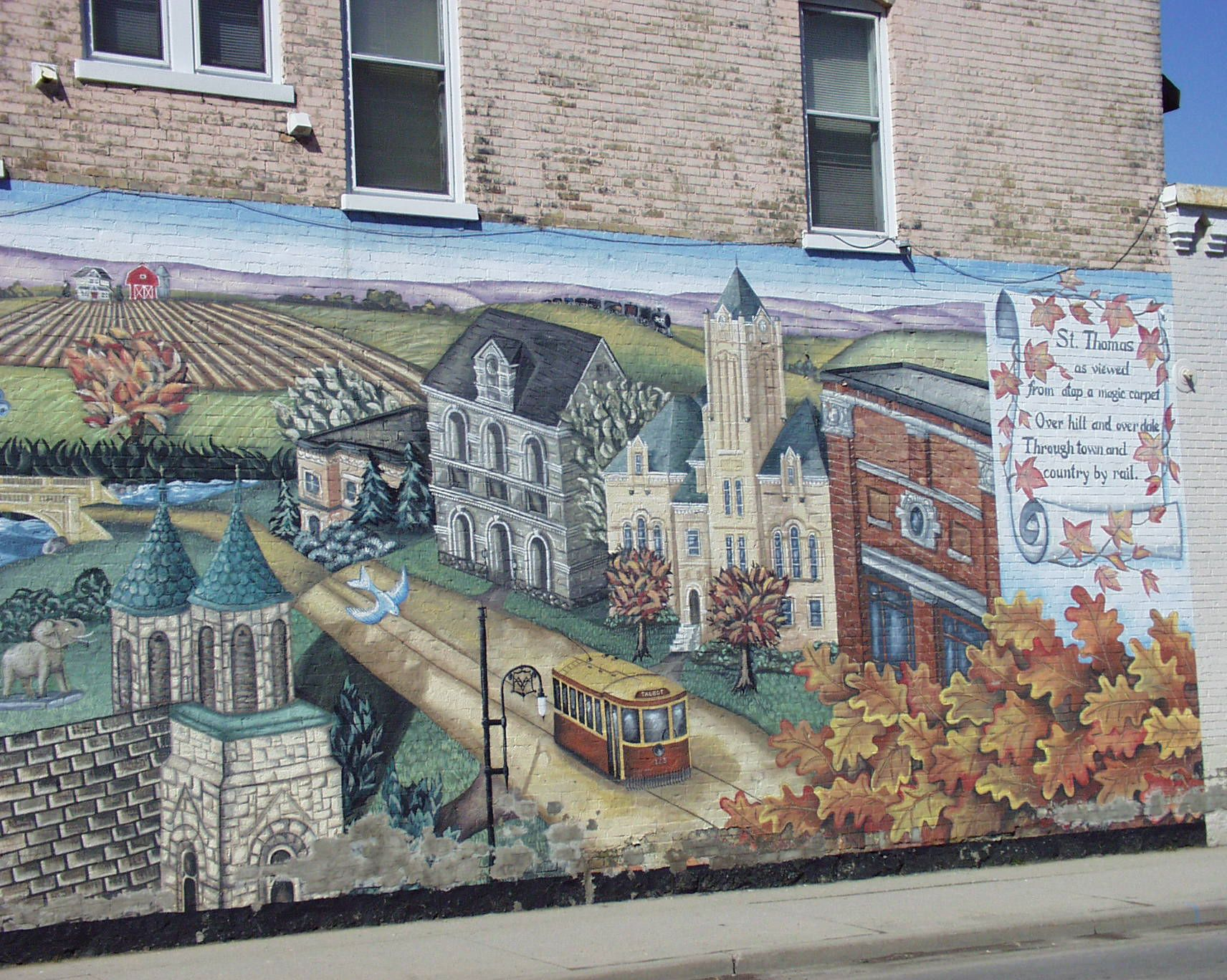 wall mural in st thomas ontario murals graffiti wall art and wall mural in st thomas ontario