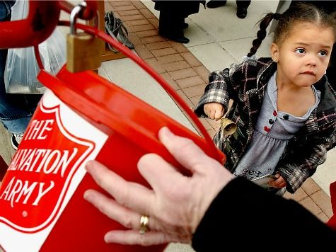 Berkeley Students: Ban Salvation Army Over Stance on Homosexuals