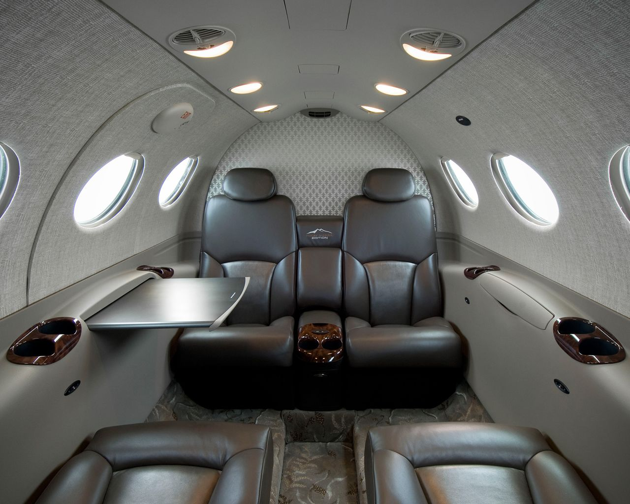 Cessna Mustang Cabin.. Wow