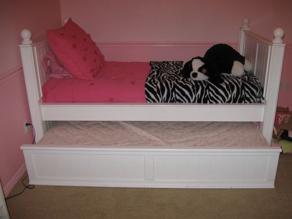 9 Remarkable Pottery Barn Kids Trundle Bed Picture Ideas Trundle