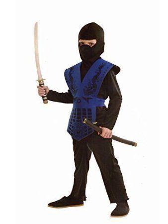 Kids Mortal Combat Ninja Costume 6-8 Years Sub Zero Fancy Dress Streetfighter  sc 1 st  Pinterest & Kids Mortal Combat Ninja Costume 6-8 Years Sub Zero Fancy Dress ...