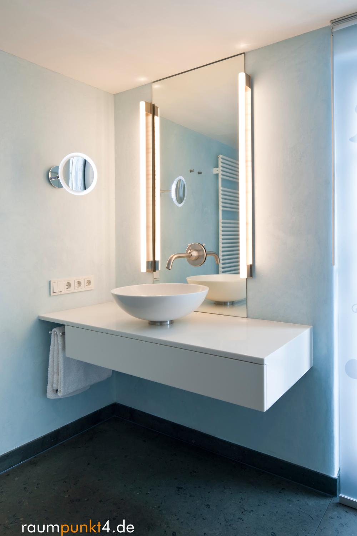 Spiegel mit LED Leisten   Badezimmerspiegel   Schminkspiegel ...