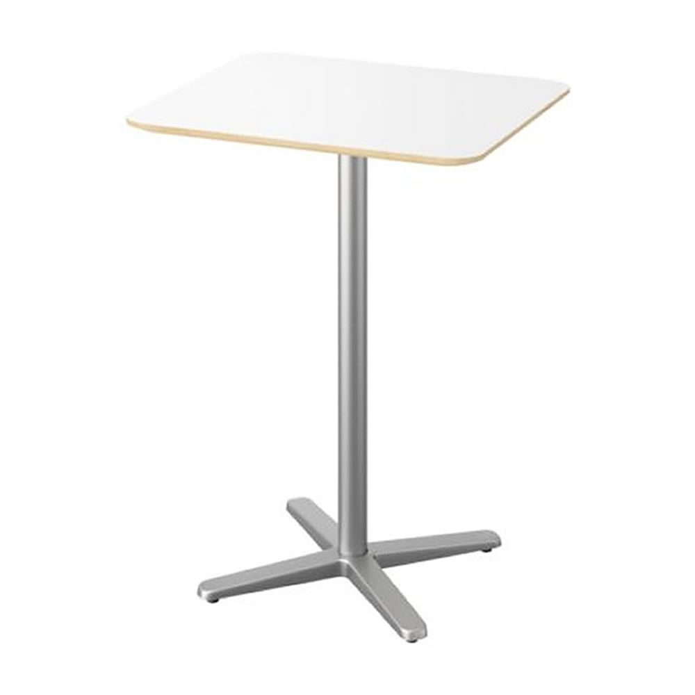 Table Haute Ikea Utby Basic White Bar Table Our Tables Pinterest Electronic