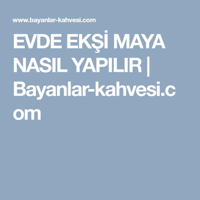Evde Eksi Maya Nasil Yapilir Bayanlar Kahvesi Com Boarding Pass