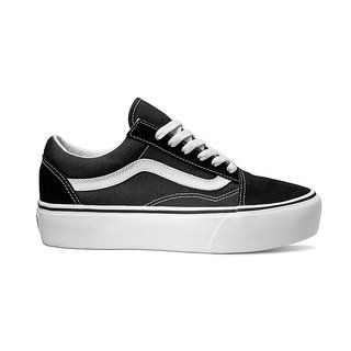 37c54f5ba8a1b Zapatillas Vans Plataforma Old Skool Black White (Z9562) 00 ...