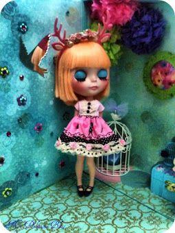 Delicious Bliss: Custom Blythe Dolls For Sale