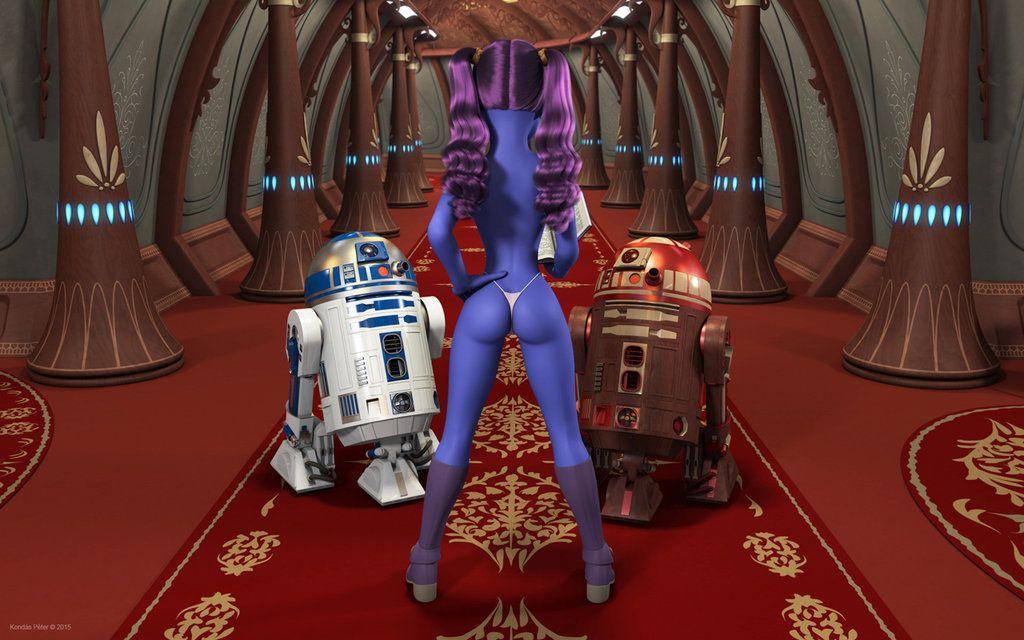 Kondaspeter: Riyo Chuchi With R2 Units By Kondaspeter1.deviantart.com