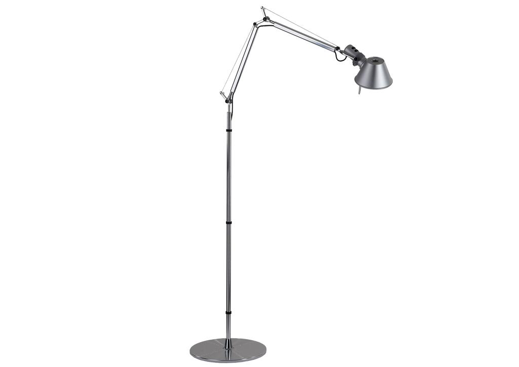 Tolomeo Classic Floor Lamp By Artemide Classic Floor Lamps Floor Lamp Lamp