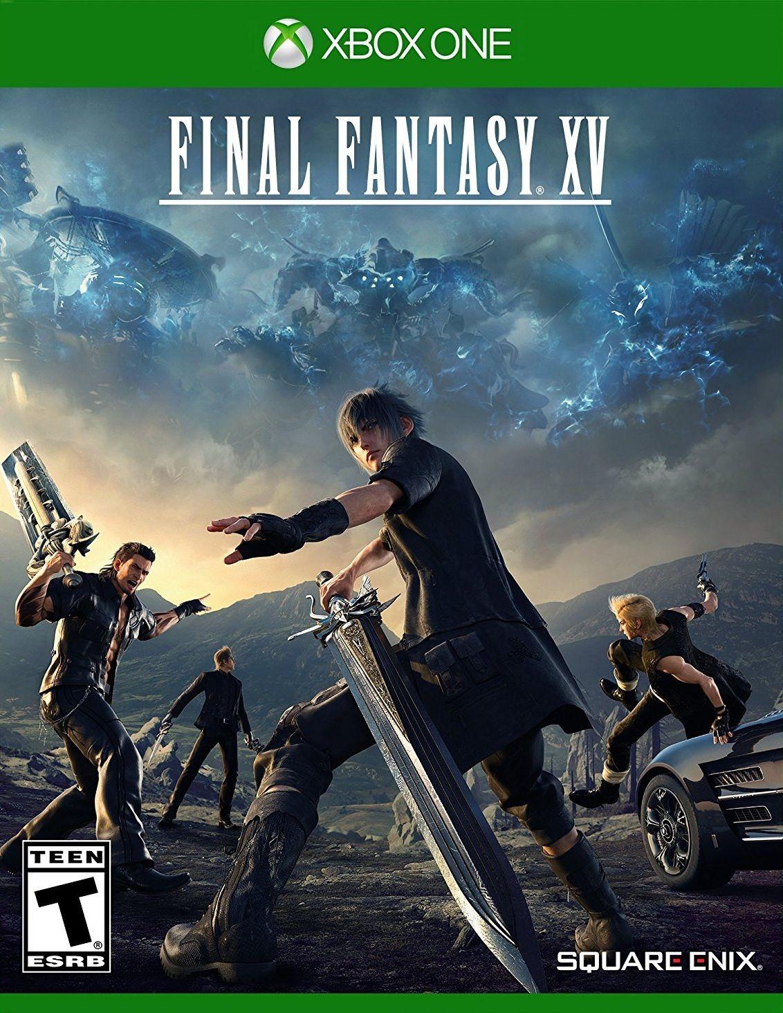 Final Fantasy XV Review Final fantasy xv ps4, Final