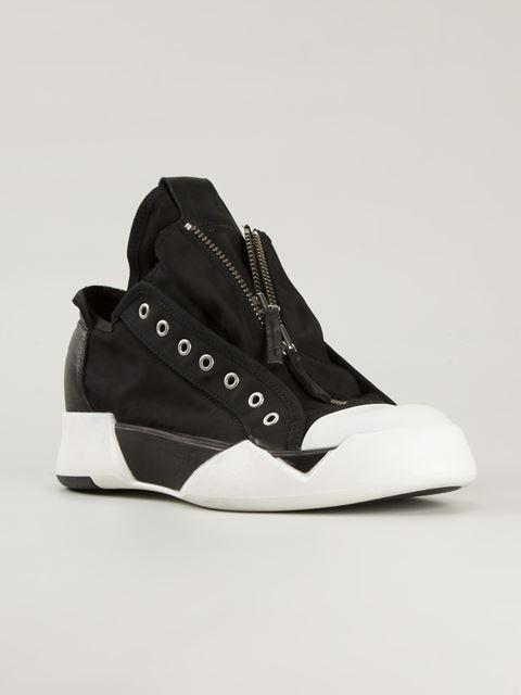 1e87d69e6 Cinzia Araia Zipped Sneakers - Gigi Tropea - Farfetch.com