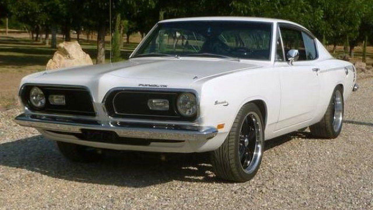 1969 Plymouth Barracuda for sale near Cadillac, Michigan 49601 ...