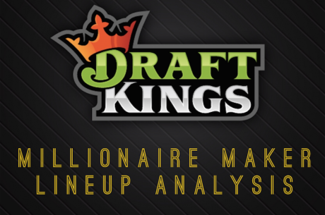 Video Draftkings Millionaire Maker Lineup Analysis For Week 10 Analysis Millionaire Video