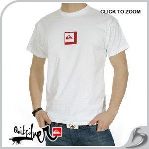 Quicksilver Quiksilver T-Shirts - Quiksilver T-Shirt Close