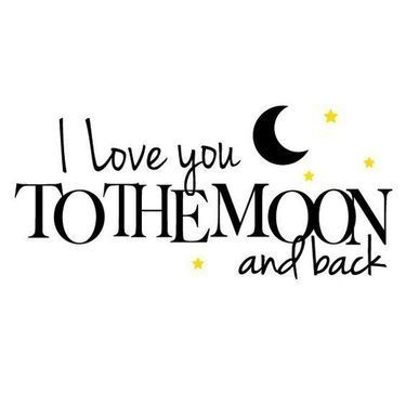 I Love You To The Moon And Back Tattoo Design To The Moon And Back Tattoo Handlettering Quotes Memes Quotes
