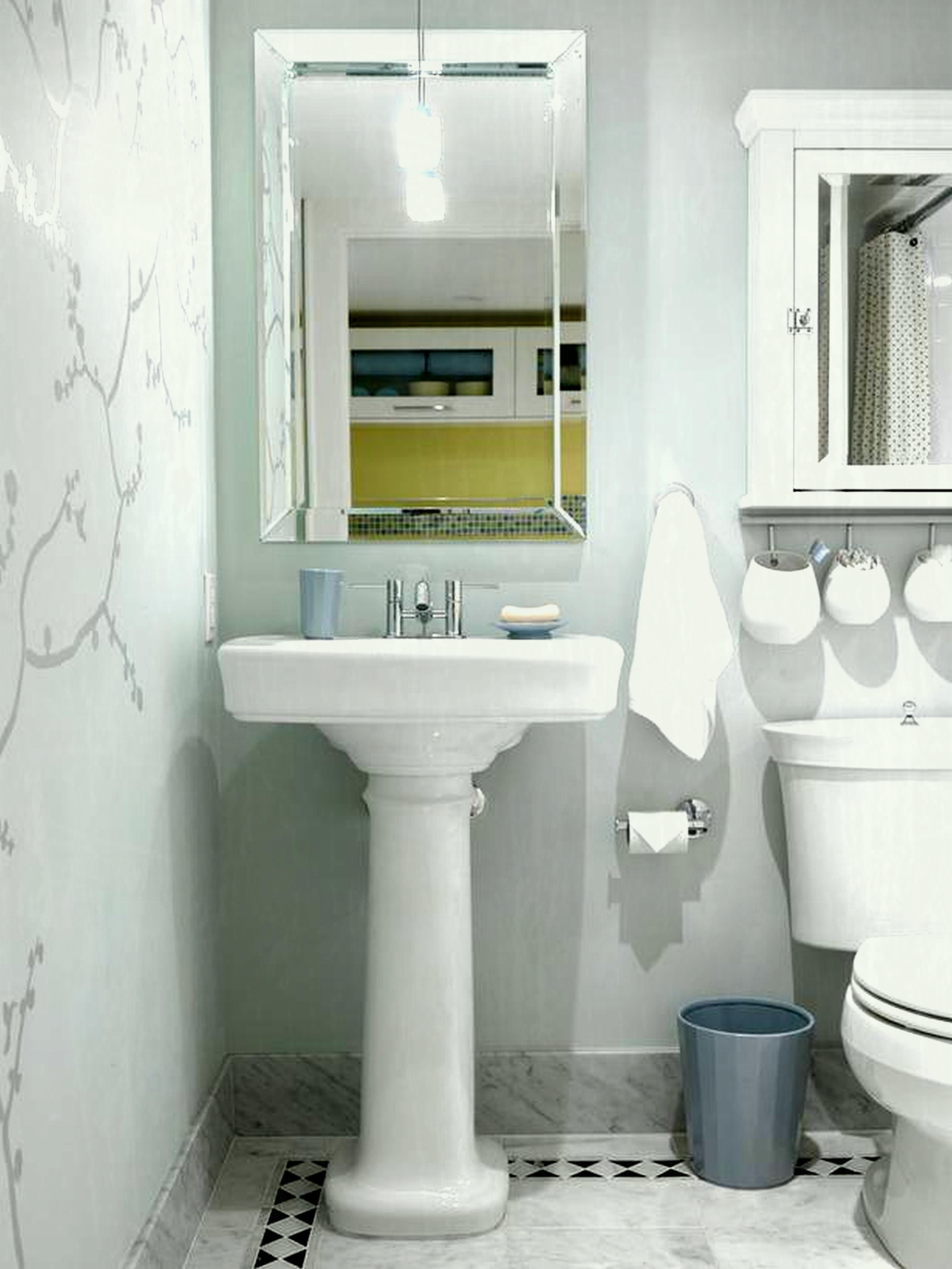 Kleinem Raum Badezimmer   Kleine Raum Bad U2013 Residence Ausstattung Besteht  Aus Der Alles,