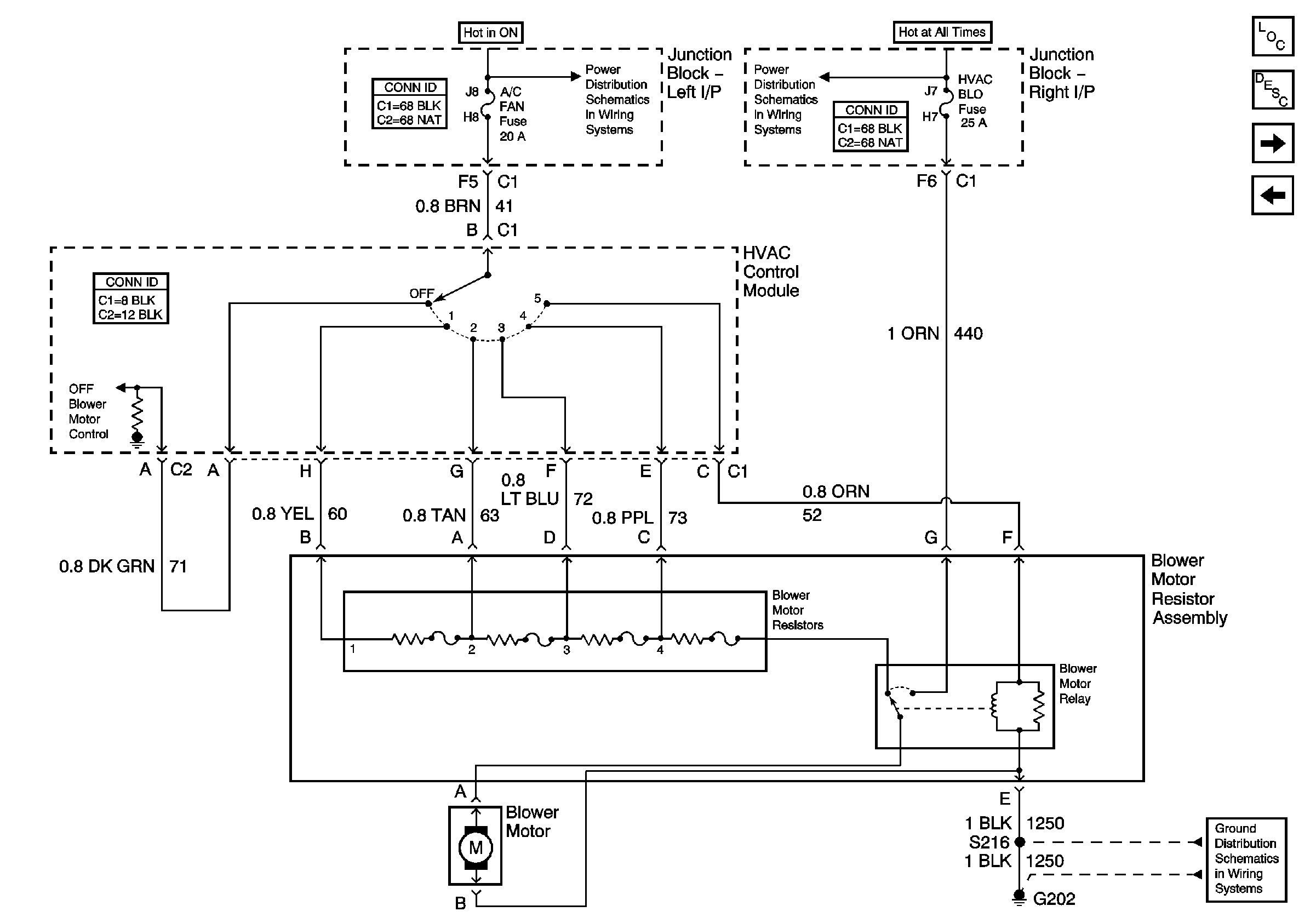 Hvac Blower Motor Wiring Diagram New in 2020 Electrical