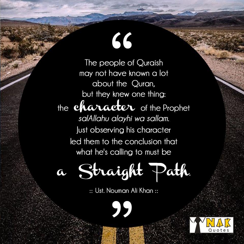 Pin by guided dunya on nouman ali khan nak quotes