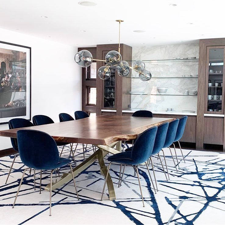 Top 4 Creative Dining Room Trends 2020 35 Images And Videos Dining Room Trends Eclectic Dining Room Luxury Dining Room