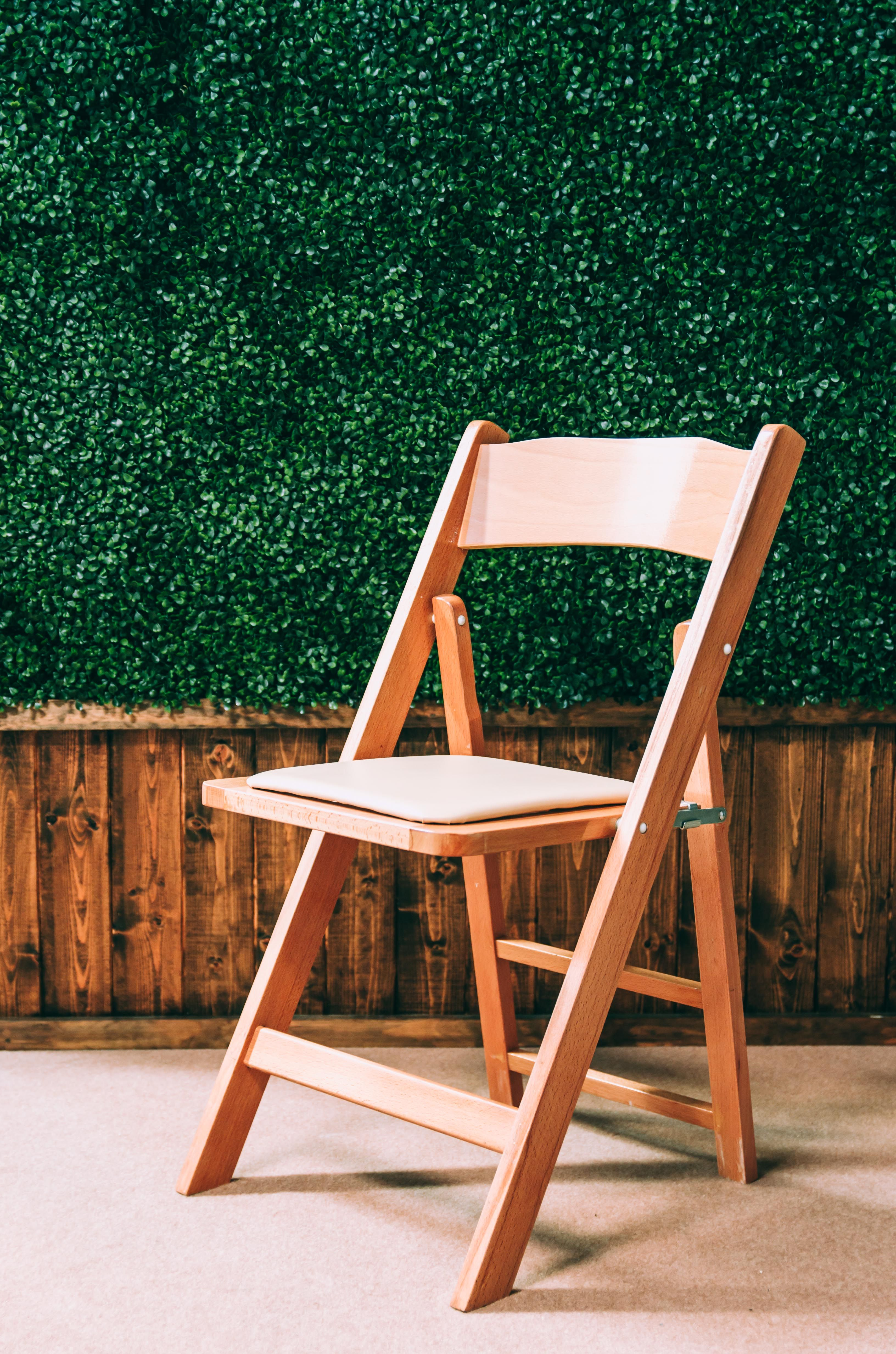 Wood Folding Chairs With Padded Seat Beautiful And Versatile Our