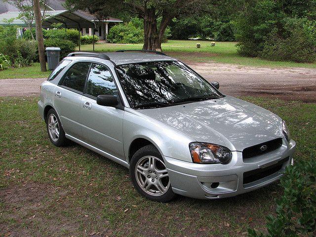 2005 Subaru Impreza 2 5 Rs Wagon Subaru Impreza Subaru Impreza