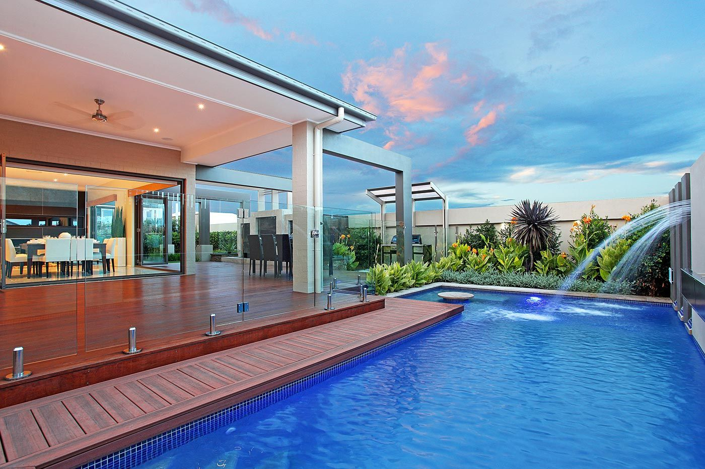 Monaco - Images | McDonald Jones Homes | Outdoor Room | Pinterest ...