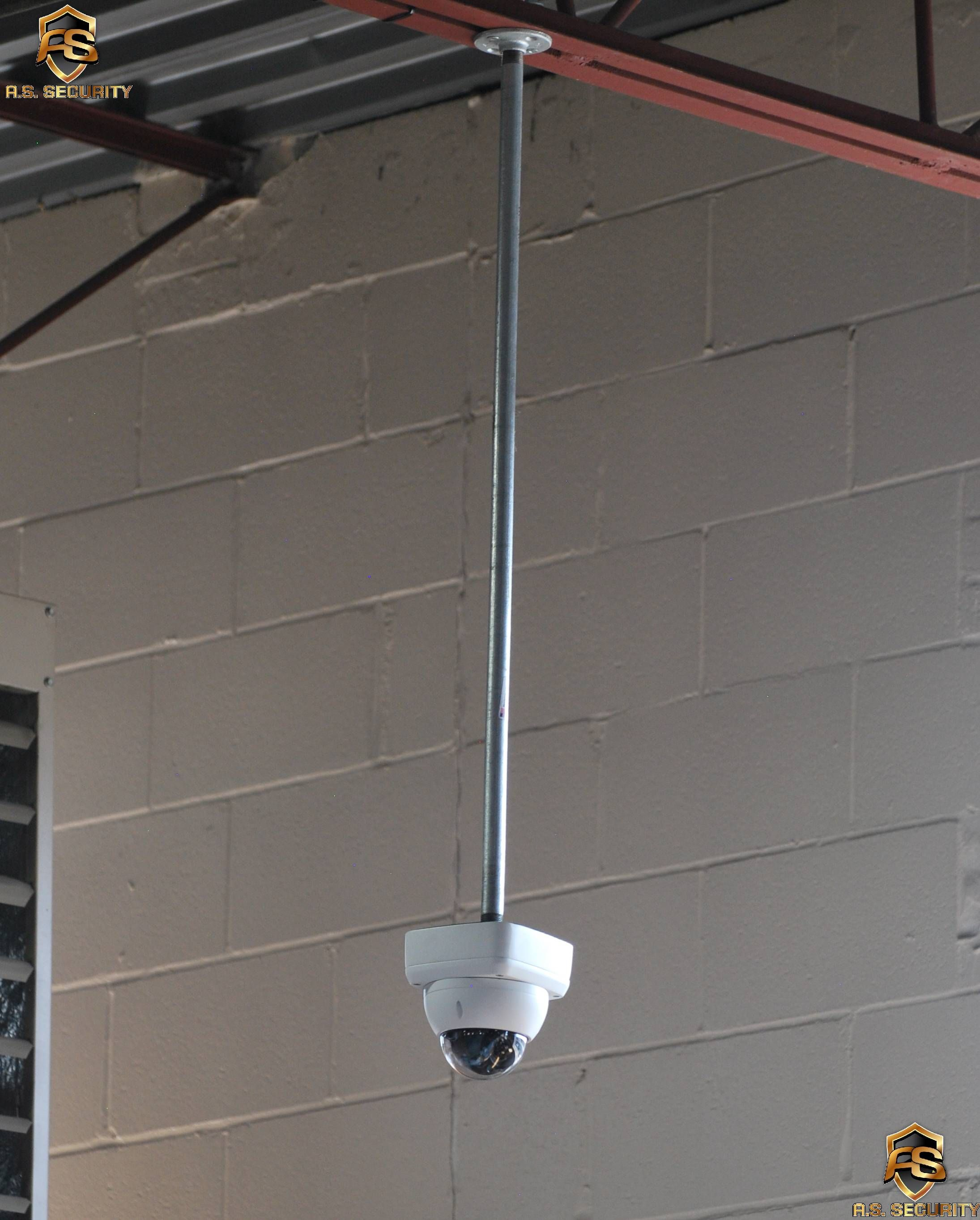 Pvc and emt conduit installation by as security