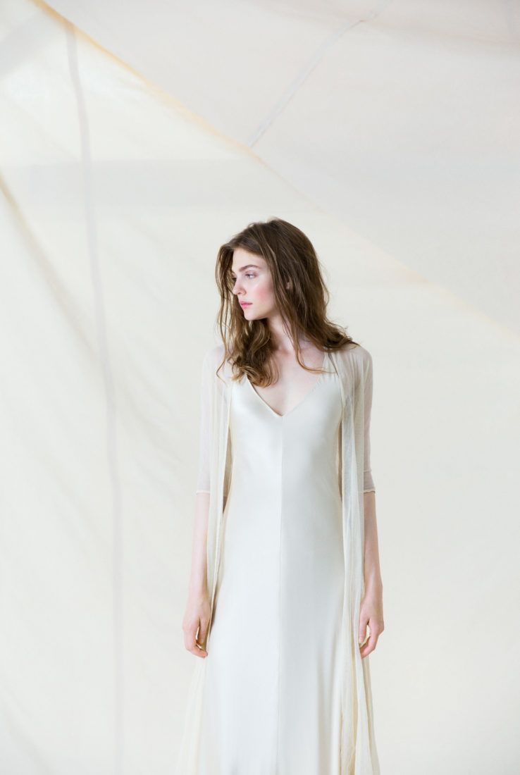 Coat dresses for weddings  Grace silk dress and Deco coat  Silk dress Silk and Champagne colour